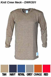 Fire Resistant Crew Neck Shirt